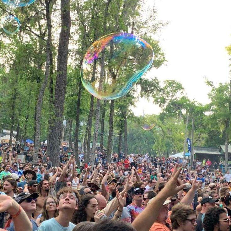 """Suwannee Rising"" Music Festival Bringing on the Funk"