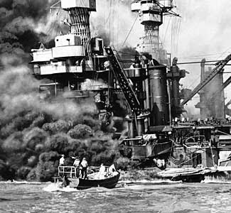 Research papers on the causes of pearl harbor attack