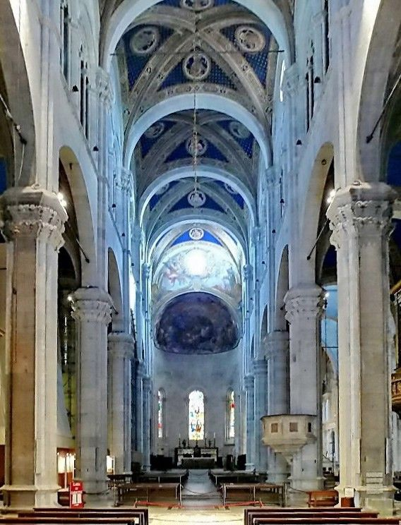 Werner Böhm photography     Lucca Cathedral, 2013      Lucca, Tuscany, Italy    https://flic.kr/p/ab5nTP