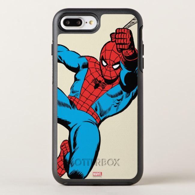 coque iphone 8 spider man new generation