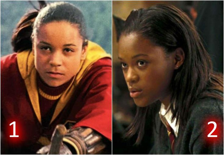 Sizin Sectiginiz Angelina Johnson Hangisi Harry Potter Characters Harry Potter Johnson