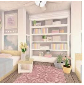 Vsco Dorm Room Bloxburg