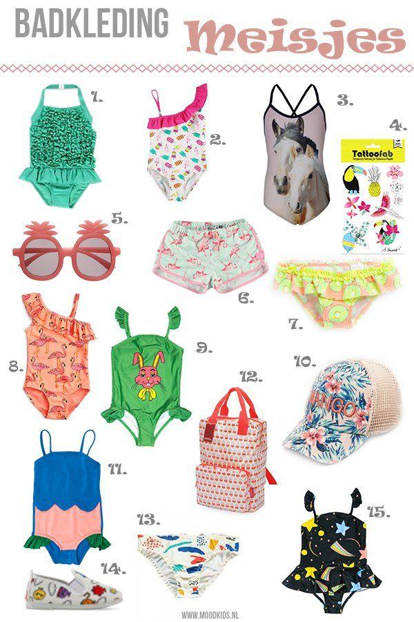 Swimwear! #SS16 #girls #doctorfashion #moodkids http://www.moodkids.nl/trend/fashion-trend/2016/06/15/badkleding-voor-meisjes