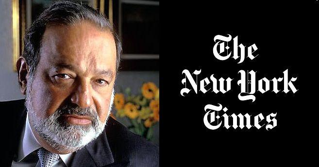 Opinión Inercial: EL PODEROSO ESTÁ MOLESTO, Slim destapa cloaca de corrupción en México. #Comparte!!...
