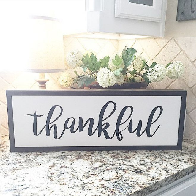 Thankful sing from Rustic Pig Designs on Etsy. thankful