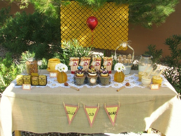 90 best Winnie the Pooh Party images on Pinterest Birthday party - winnie pooh küche