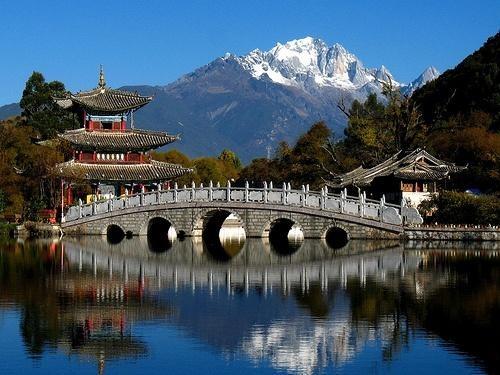 Heilongtan, Lijiang, Yunan, China