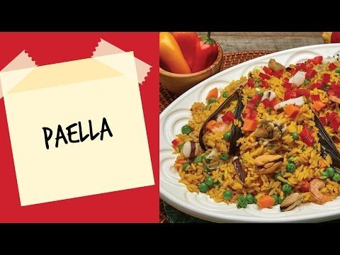 How to Make Paella with the Power Pressure Cooker XL - YouTube