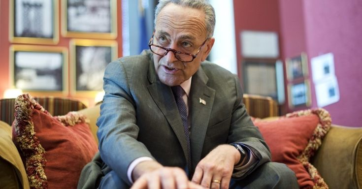 Sen. Charles E. Schumer is making it no secret that he's preparing to do what's…