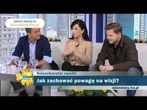 Wpadki zdarzają się najlepszym- Dziennikarze TVN o tym jak zachować powagę na wizji