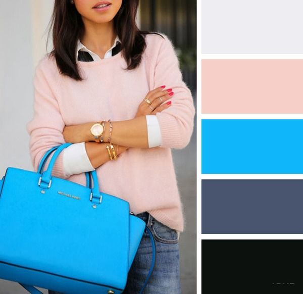 Письмо «4 цвета в одежде, которые подходят каждому человеку» — Итальянская школа моды и стиля — Яндекс.Почта