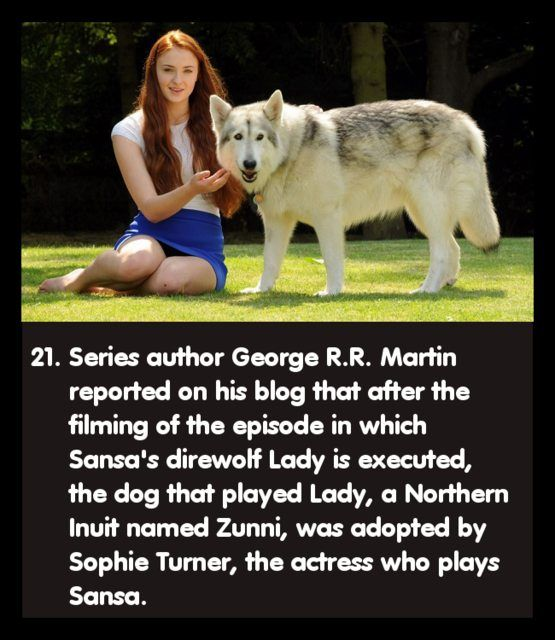 Game of Thrones Facts - Imgur