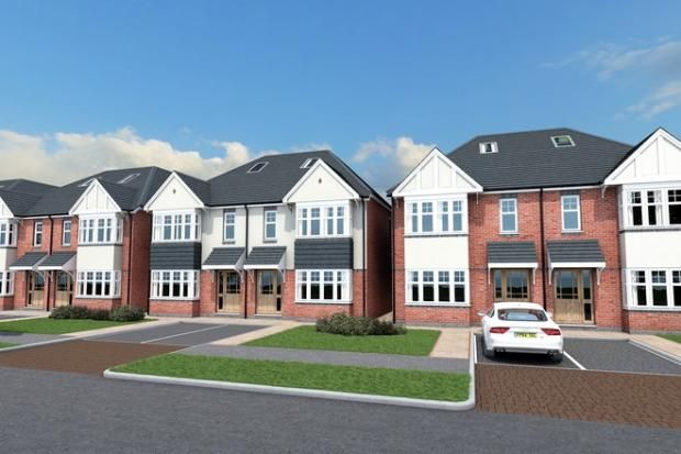 new build 3 bed semi houses exterior - Google Search