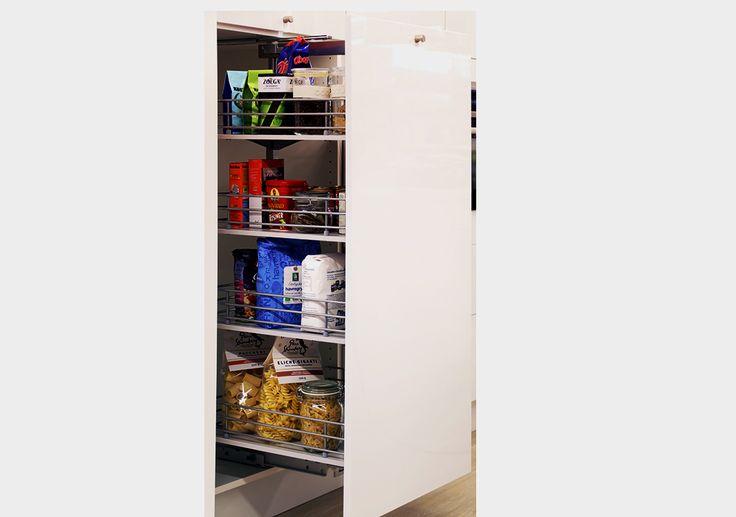 Högskåpsutdrag 4 lådor - Epoq kök