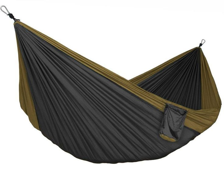 Double Camping & Backpacking Hammock with Straps! - wadehaggard.com - 7