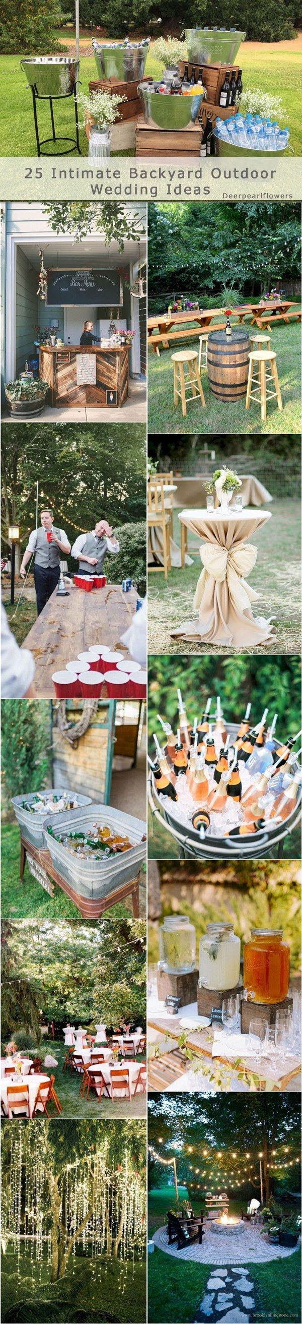 254 best backyard weddings images on pinterest backyard weddings