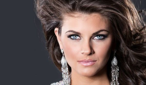 A contestant in the Miss USA pageant -- Valerie Gatto, Miss Pennsylvania -- was conceived during a brutal rape. Her mother was only ni
