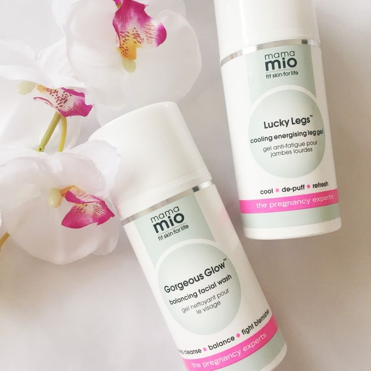 Products that are safe to use during pregnancy, introducing Mama Mio!