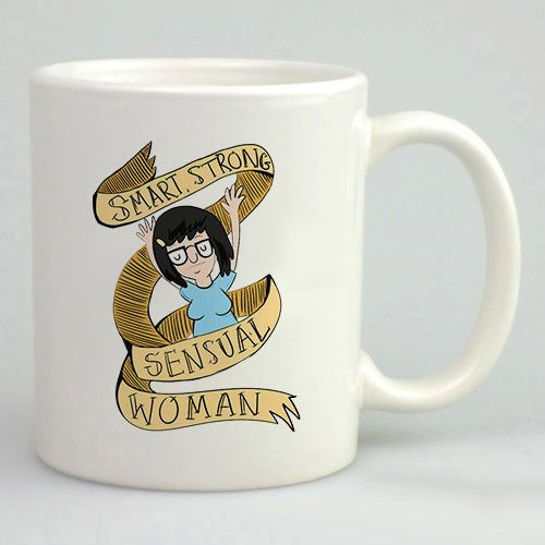 Hot New Tina Belcher Smart Girl Design Art White Tea Coffee Mug Limited Edition #Unbranded #Top #Trend #Limited #Edition #Famous #Cheap #New #Best #Seller #Design #Custom #Gift #Birthday #Anniversary #Friend #Graduation #Family #Hot #Limited #Elegant #Luxury #Sport #Special #Hot #Rare #Cool #Cover #Print #On #Valentine #Surprise