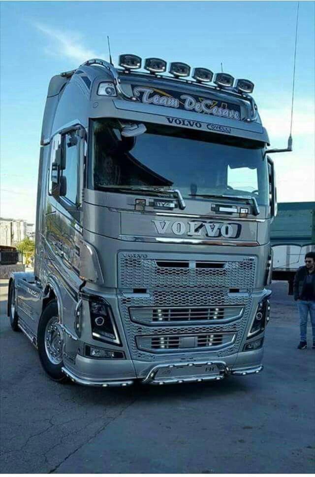 Volvo Semi Truck Accessories