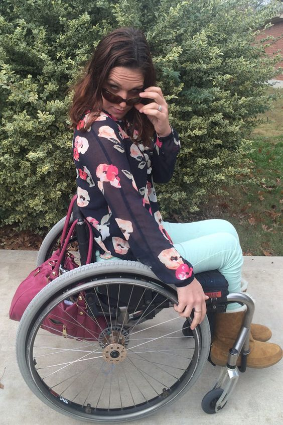 Stylish Gimp: anniversary week - The Wheelchair Mommy Fashion Outfits, Womens Fashion, Fashion Tips, Pretty People, Lady, Girls, Fashion Beauty, Wheels, Spinal Cord