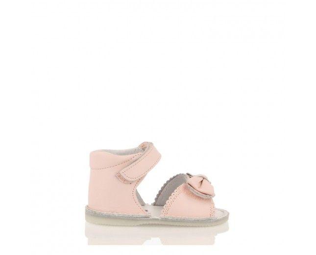 Sandalias de Bebé Lazo Rosa