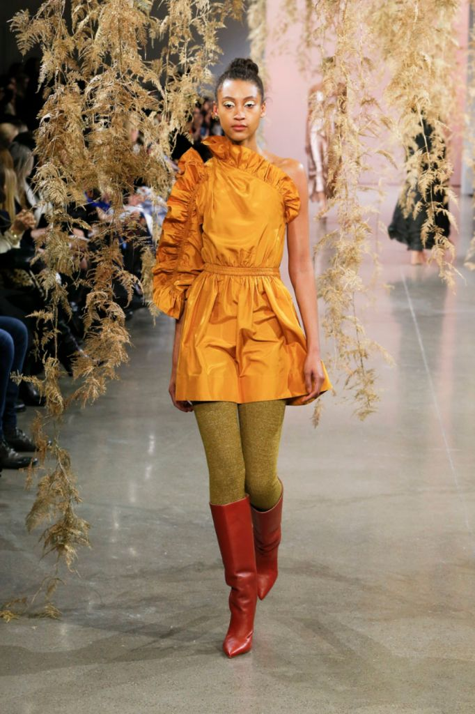 THESE ARE THE HOTTEST FASHION TRENDS FROM THE BIG FOUR FASHION WEEKS