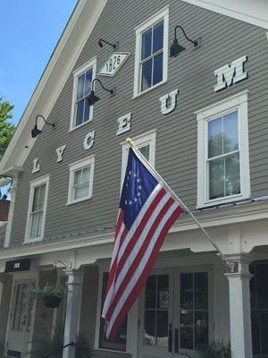Tamworth Lyceum. http://www.seacoastlately.com/blog/2015/8/12/charming-hip-unexpected-a-day-in-tamworth-nh