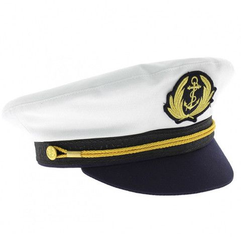 Commodore - Casquette Capitaine