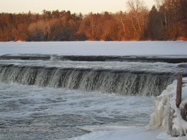 Wilks dam brantford Ontario canada