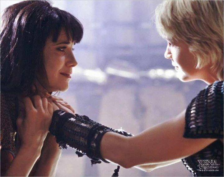 Think, that Friend in need xena warrior princess remarkable idea