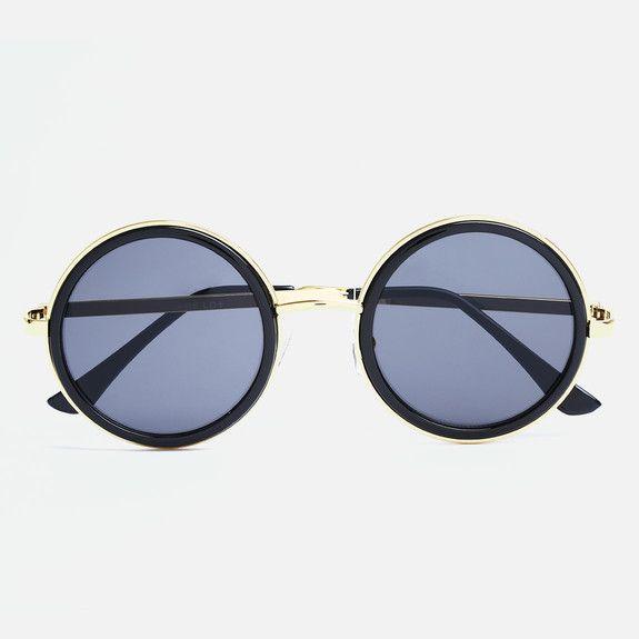 The Lot - Round 70's Sunglasses