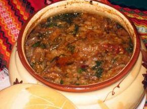 Суп харчо. Исключительно вкусный суп