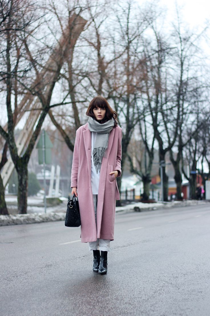 WST Pink Love Coat in Fashion Worries