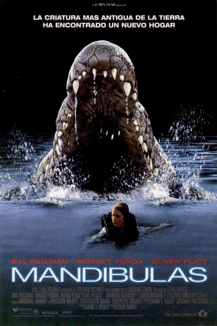 Crítica De Lake Placid 1999 Peliculas De Terror Peliculas En Castellano Portadas De Películas