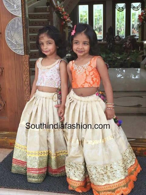 South India Fashion.........