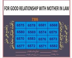 how to make mother in law love you