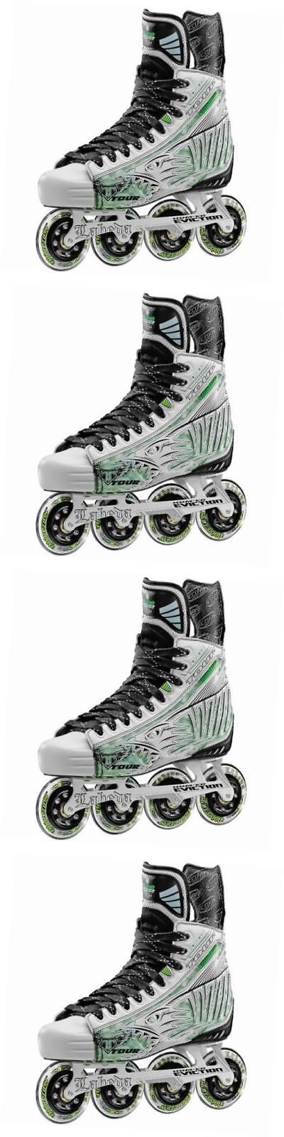 Roller Hockey 64669: Pro Fish Bonelite Inline Hockey Skate, White, 7 -> BUY IT NOW ONLY: $741.83 on eBay!