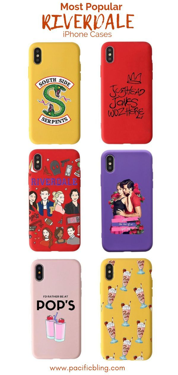 If You Live For This Iconic Tv Series Then Show Up With This Cute Phone Case To Show Your Love For Riverdale Pacifi Riverdale Phone Cases Riverdale Funny