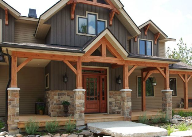 Stone Siding For Houses Stonerox Siding Pinterest