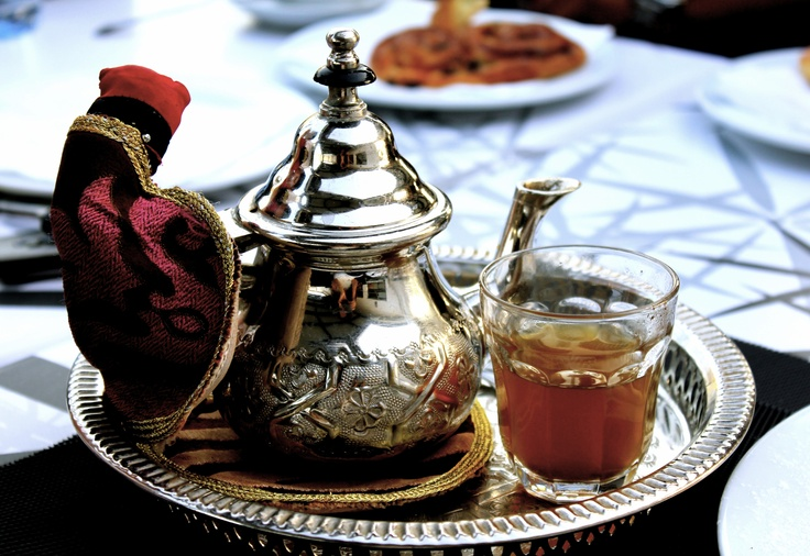 Berad Atay By Chama Mechtaly C All Things Moroccan