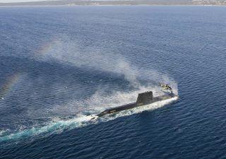 Подводные лодки Военно-Морского Флота Австралии получат обновленный гидроакустический комплекс.