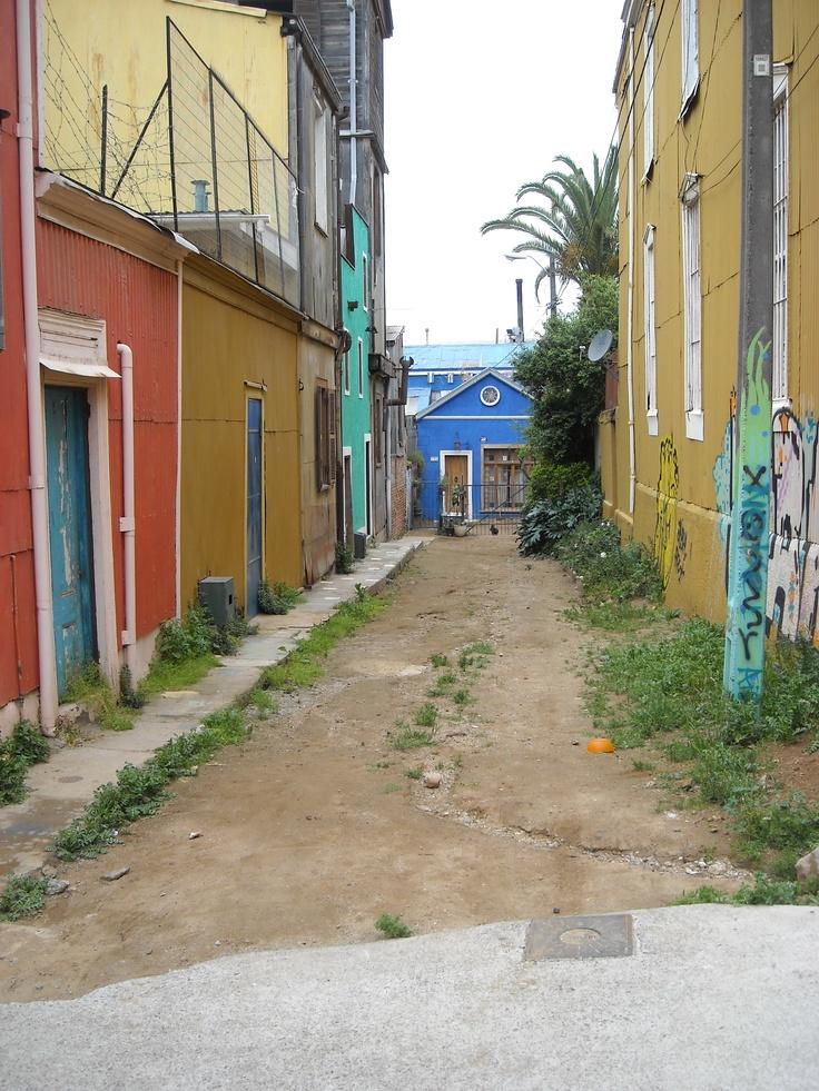 Cerro Alegre, Valparaíso