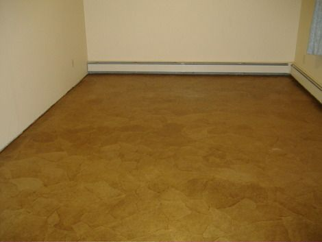 I have done this twice and it is very durable and cheap for Cheap durable flooring ideas
