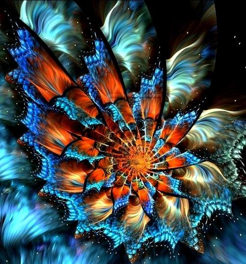 Exquisite fractal!