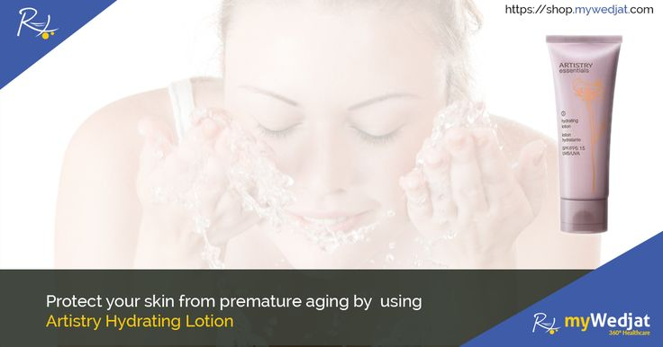 It protects skin from the signs of premature aging. Features UVA/UVB and patent-pending free radical protection. Keeps skin perfectly hydrated throughout the day.