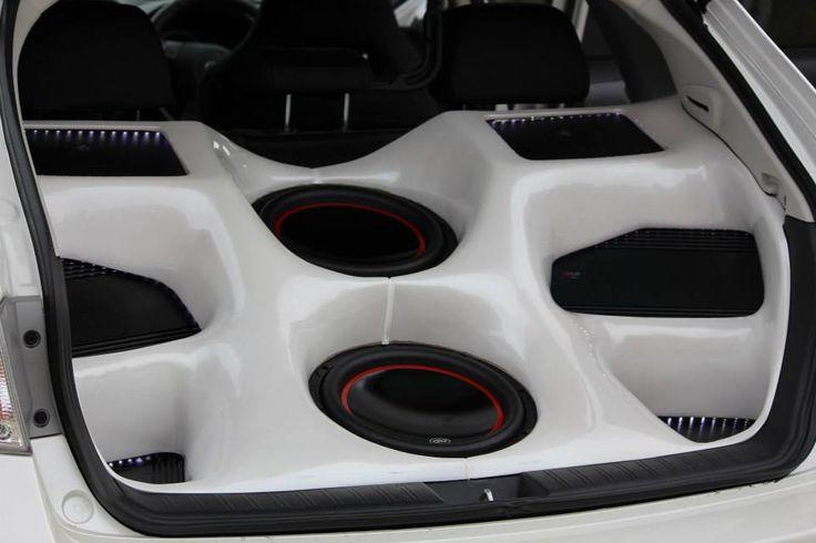 DB Drive Car Audio Installation