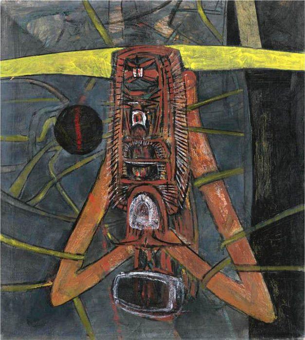 Roberto Matta - Personnage 1948
