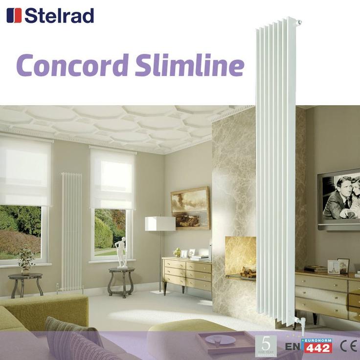 Stelrad Concord Slimline 1800mm X 320mm Single P1 Radiator 2   Radiators · Moderne  Heizkörper