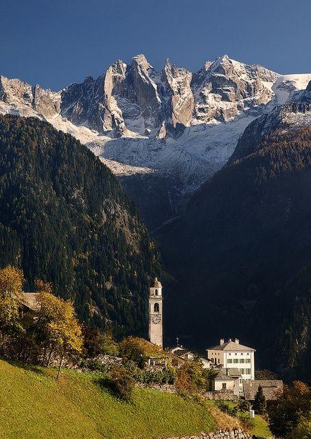 Soglio (Graubünden, Switzerland)